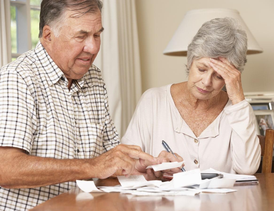 elderly parents finances