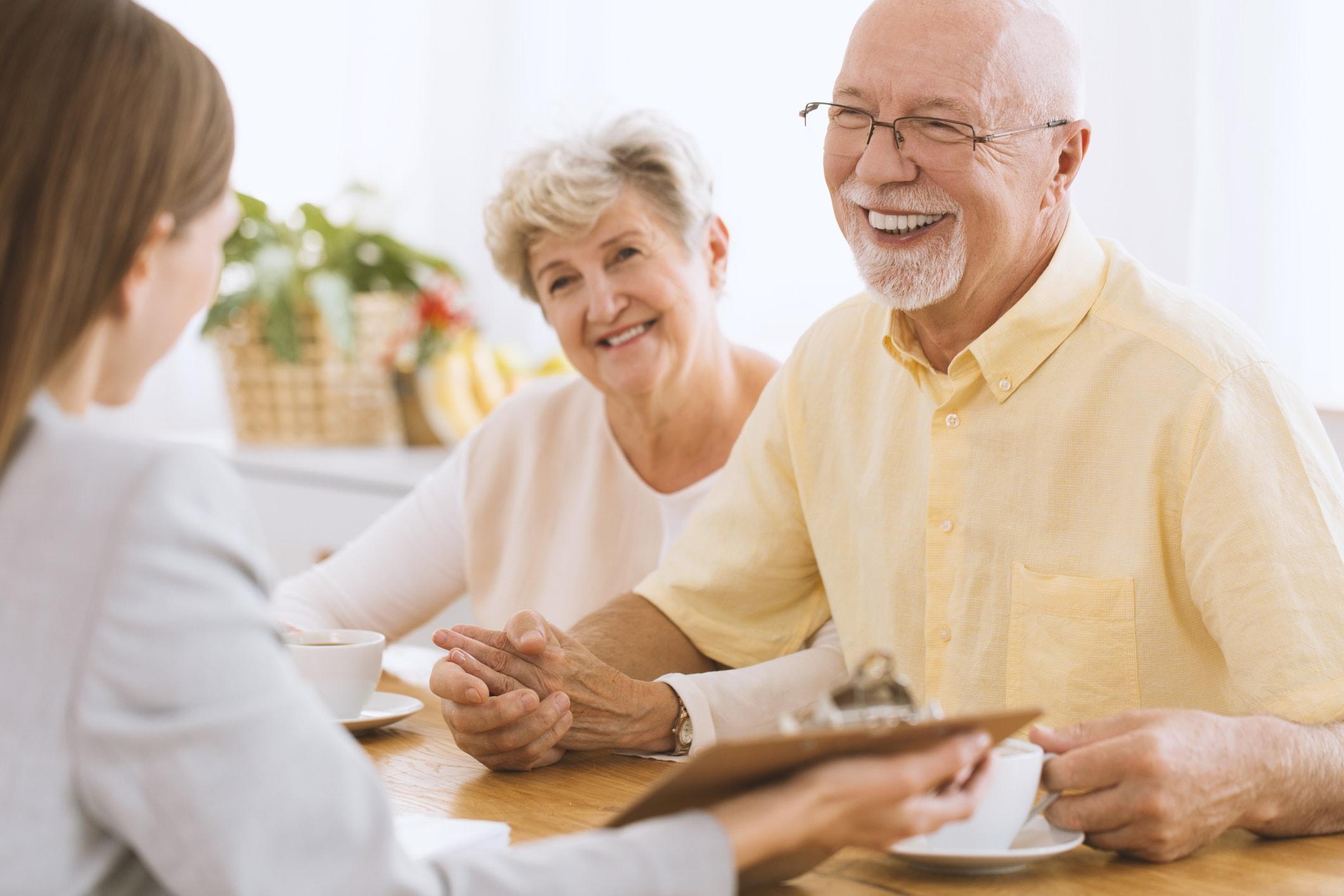 finance senior living