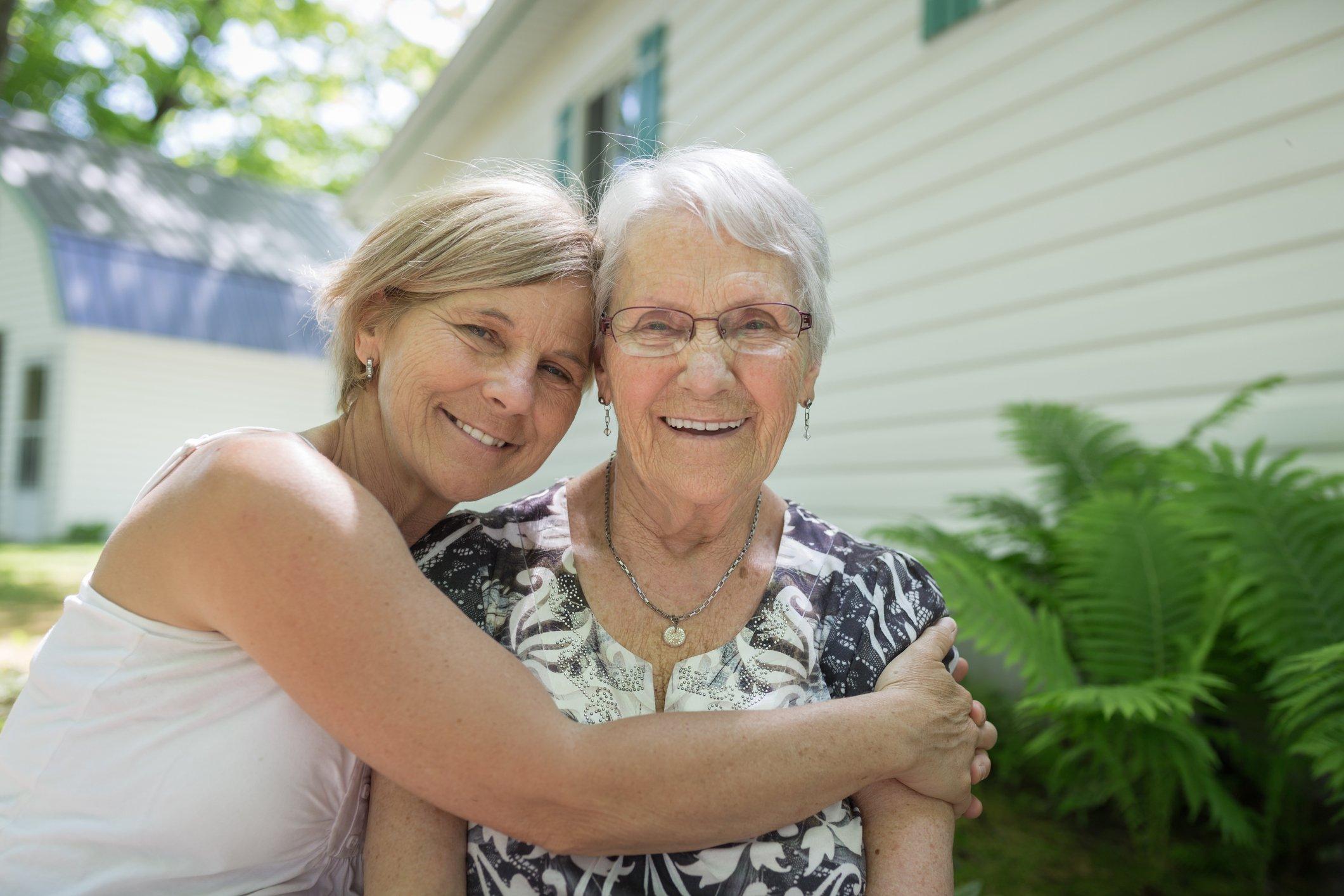 caregiver assisted living