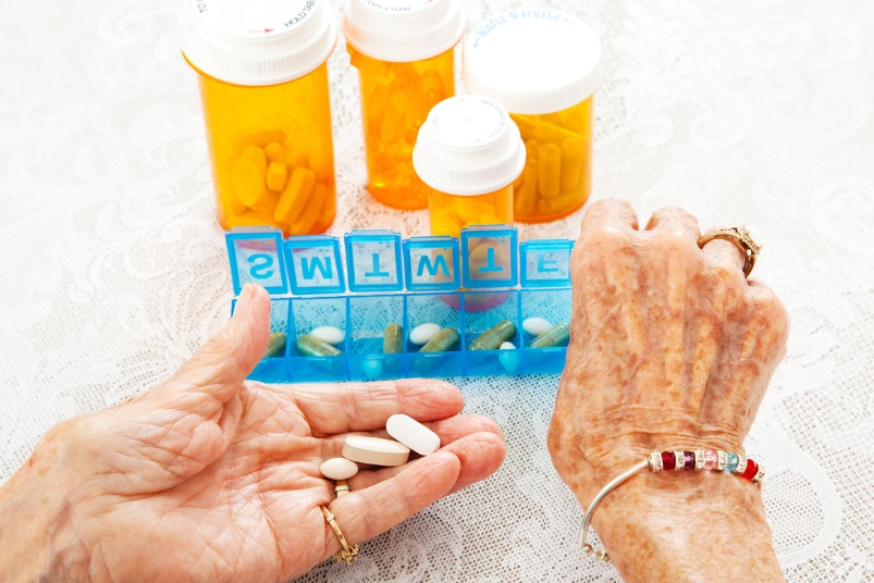 Senior Living: How to Keep Track of Meds to Prevent Errors and Other Helpful Tips