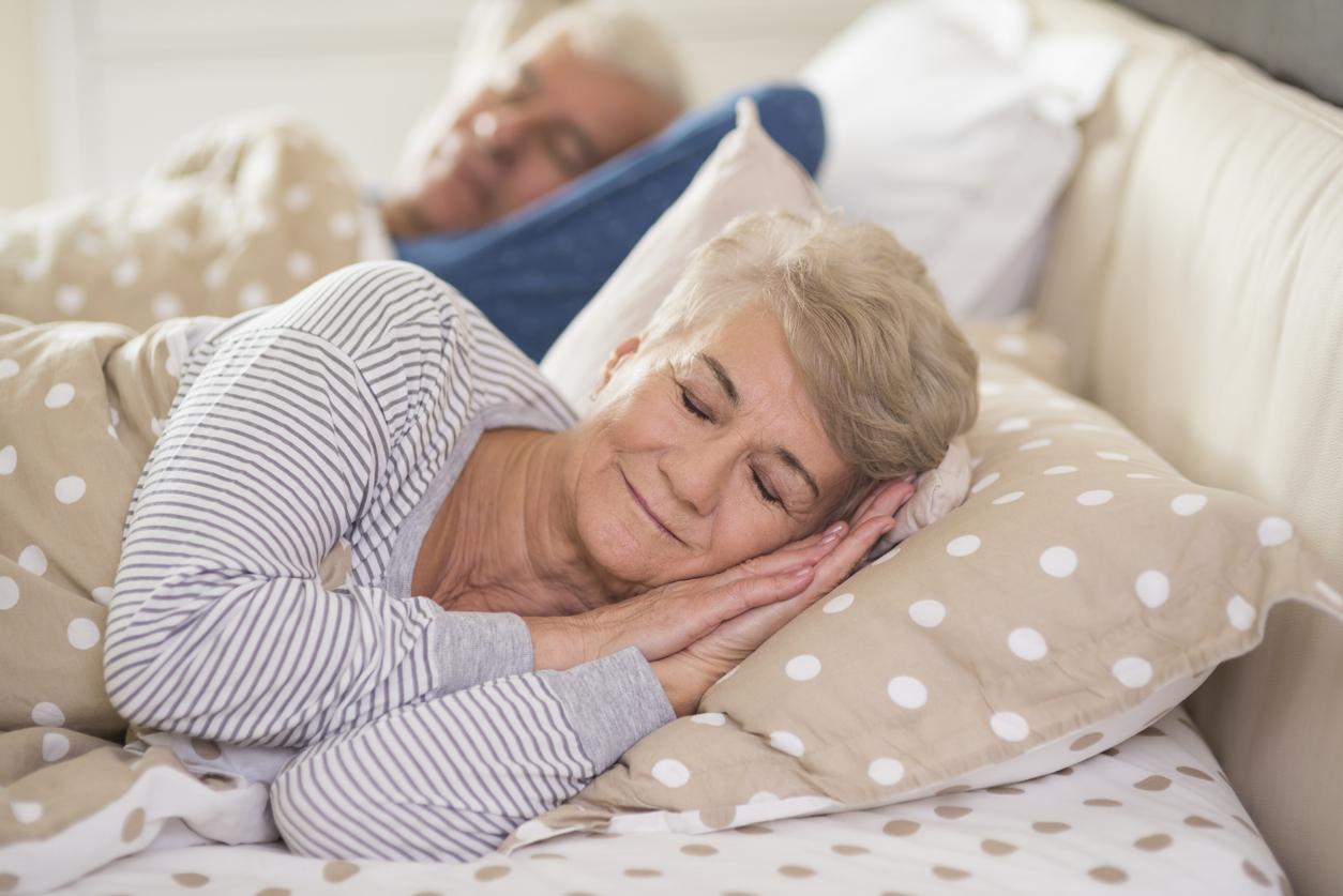 better sleep for seniors