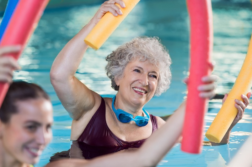 Senior Fitness: Keep Your Body Healthy for the Long Haul